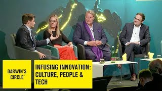 Infusing Innovation: Culture, People & Tech | moderated by Christopher Keller