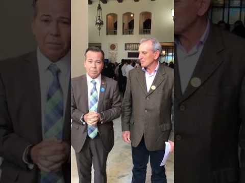 Deputado Estadual Márcio Camargo e Prefeito Ayres Scorsatto assina verba , de 90 mil reais, será destinada à área da saúde.