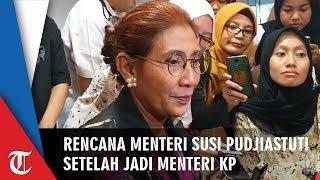 Setelah Tak Jadi Menteri KP, Susi Pudjiastuti Mau Jadi Wartawan Online