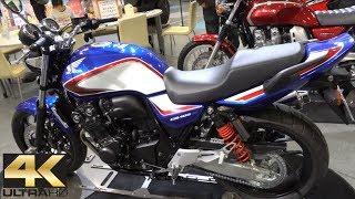 2019 New Honda CB400SF Super Four ABS - 新2019ホンダ CB400SF Super Four ABS 4K