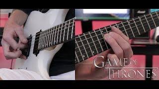 Game of Thrones Metal Mashup (Guitar Playthrough)