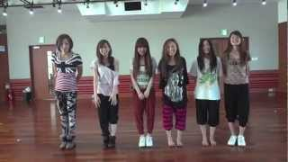 Lost the way -ダンス講座-