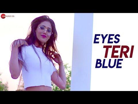 Eyes Teri Blue Music Video | Vikramjeet