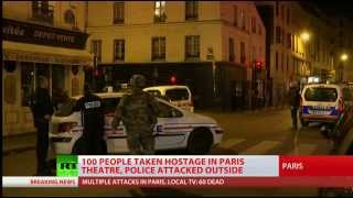 ECIPS President Baretzky says Paris Terror Attacks coincided with migration crisis