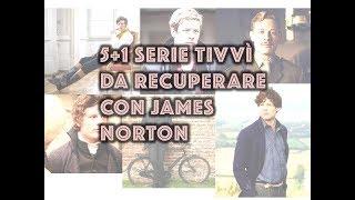 5 più 1 Serie tivvì da recuperare con James Norton