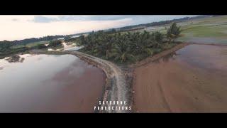 Bendang Kurma Malaysia Cinematic FPV Drone