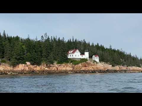 Bass Harbor Lighthouse- 1- Acadia NP