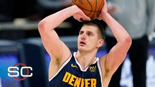 SportsCenter's NBA recap: Warriors vs. 76ers, Nuggets vs. Grizzlies, Suns vs. Bucks, Lakers vs. Jazz