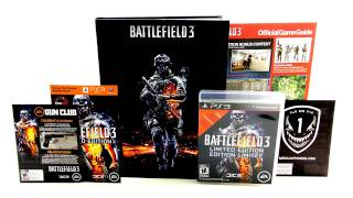Battlefield 3 Limited Edition Unboxing thumbnail