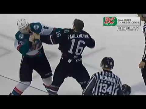 Kaedan Korczak vs. Grayson Pawlenchuk