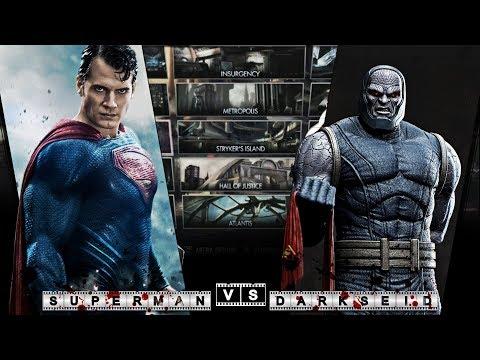 Darkseid VS Superman + VERSUS 2.1.14