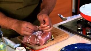 Tu cocina - Cerdo relleno de manzanas