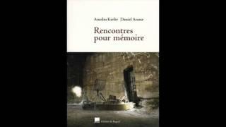 5/5 Anselm Kiefer Et Daniel Arasse (2001 - France Culture / À Voix Nue)