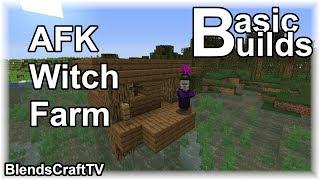 minecraft witch farm - Kênh video giải trí dành cho thiếu