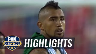 Chile vs. Bolivia | 2016 Copa America Highlights by FOX Soccer