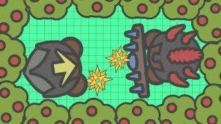 PRO VS HACKER MOOMOO.IO, Moomooio Warrior Cronicle,  Pidyohago Vs AUTO-HEALER, Do You Know The Way?