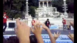 preview picture of video 'showcase fluido klan a roma'