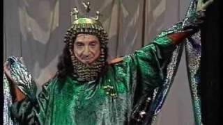 Gigi Proietti - I Sette Re di Roma - Tarquinio il Superbo