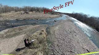 Freestyle fpv video diatone gtm530 racing drone coloradojerry 7 april 2020