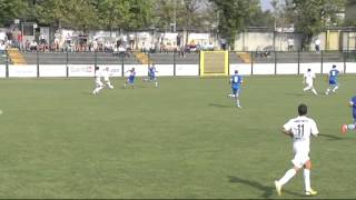 preview picture of video '5° Giornata Serie D 2014/2015: Aurora Seriate - Folgore Caratese'