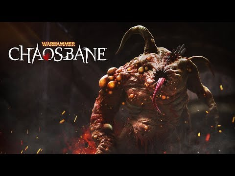 Warhammer: Chaosbane - Rise of Chaos (PEGI Gameplay Trailer) thumbnail