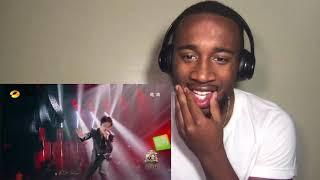 THE SINGER 2017 Dimash Confessa + The Diva Dance Reaction