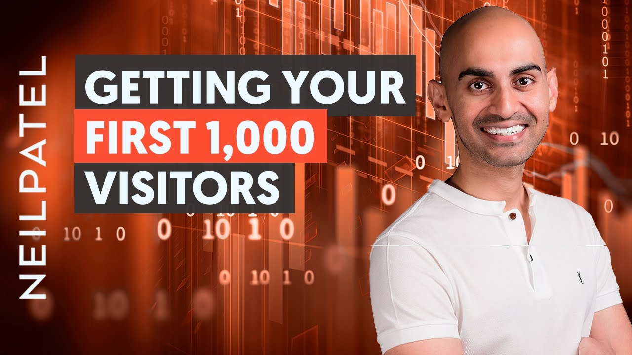 How to Get Your First 1,000 Visitors Without Spending Money
