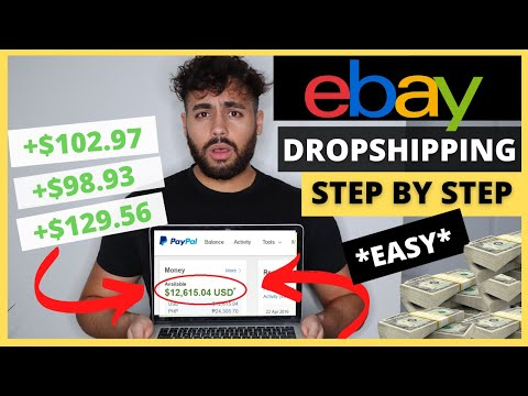 How To Dropship On Ebay As A Beginner STEP BY STEP (2021+ UPDATE)