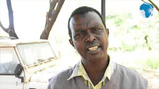 Meet Isiolo journalist who has been taking care of birds for the past