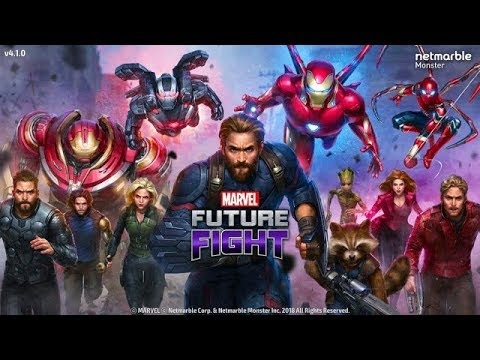 Marvel Future Fight Part 106 - Update 4.1 Avengers Infinity War Part 2 is LIVE!