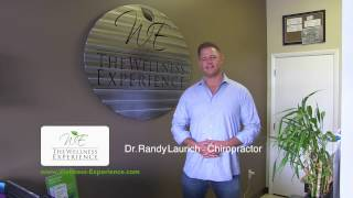 The Wellness Experience  - Dr. Randy Laurich - DRX Comcast TV Commercial