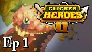 Zestalot - Clicker Heroes 2: FIRST WORLD BOSS - Ep 1