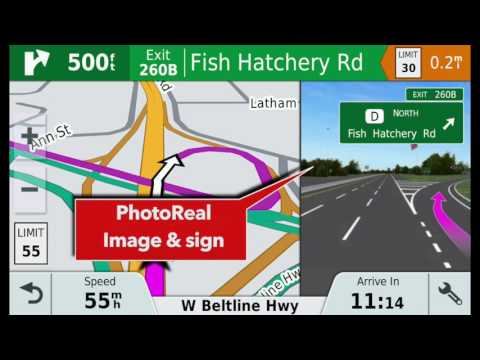 How to Navigate With the Garmin DriveSmart GPS