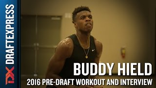 Buddy Hield 2016 NBA Pre-Draft Workout Video and Interview (extended version)