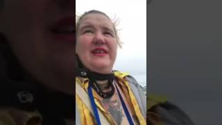 NYC Official Dragon says DO IT Periscope HOT OMG warning scary cool Hare Krishna New Film Full revi