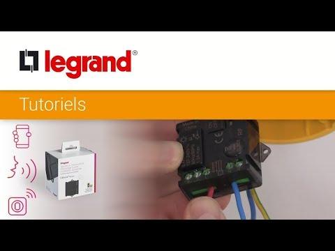 Installer un micromodule pour éclairage connecté