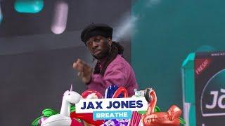 Jax Jones - 'breathe'    At Capital's Summertime Ball 2018