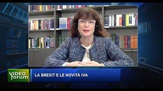 Italia Oggi – Forum commercialisti 2021 – La Brexit e le novita' Iva – Sara Armella