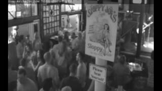 SLOPPY JOES KEY WEST FLORIDA CROWD CAM