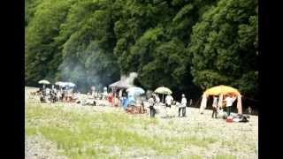 嵐山渓谷バーベキュー場のイメージ