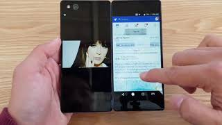 ZTE Axon M Hands On: Foldable Phone!