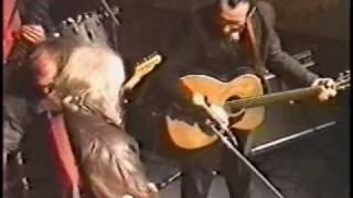 """Video thumbnail of """"Elvis Costello with Jerry Garcia - You Win Again"""""""