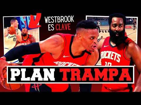 LA TRAMPA DE HOUSTON ROCKETS ¿SOLO TRIPLES?