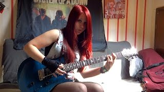 SUM 41 - The Hell Song [GUITAR COVER] with SOLO by Jassy J