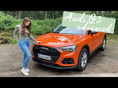 Der Zweite Blick auf den 2021 Audi Q3 advanced 40 TDI quattro S tronic [4K] - Autophorie