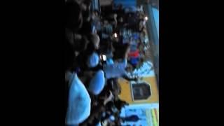 Безпорядок на рынке Артем в Астаны