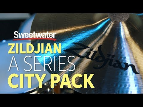 Zildjian A Series City Pack Cymbals Review