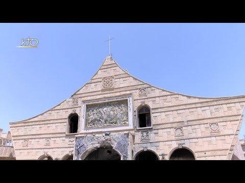 L'église Mar Behnam et Sarah de Qaraqosh