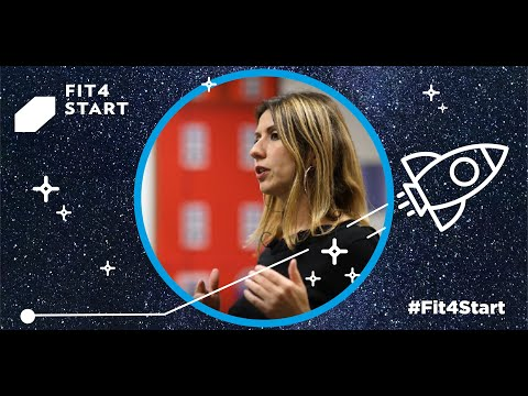 Fit 4 Start - Laurence Hulin, Luxinnovation