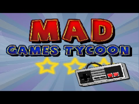 Mad Games Tycoon | Trailer thumbnail